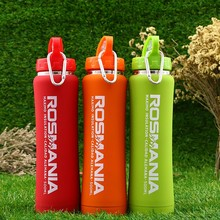 Get more info on the New hot sale 500ML outdoor travel sports cup 304 stainless steel vacuum flask creative car portable insulation pot