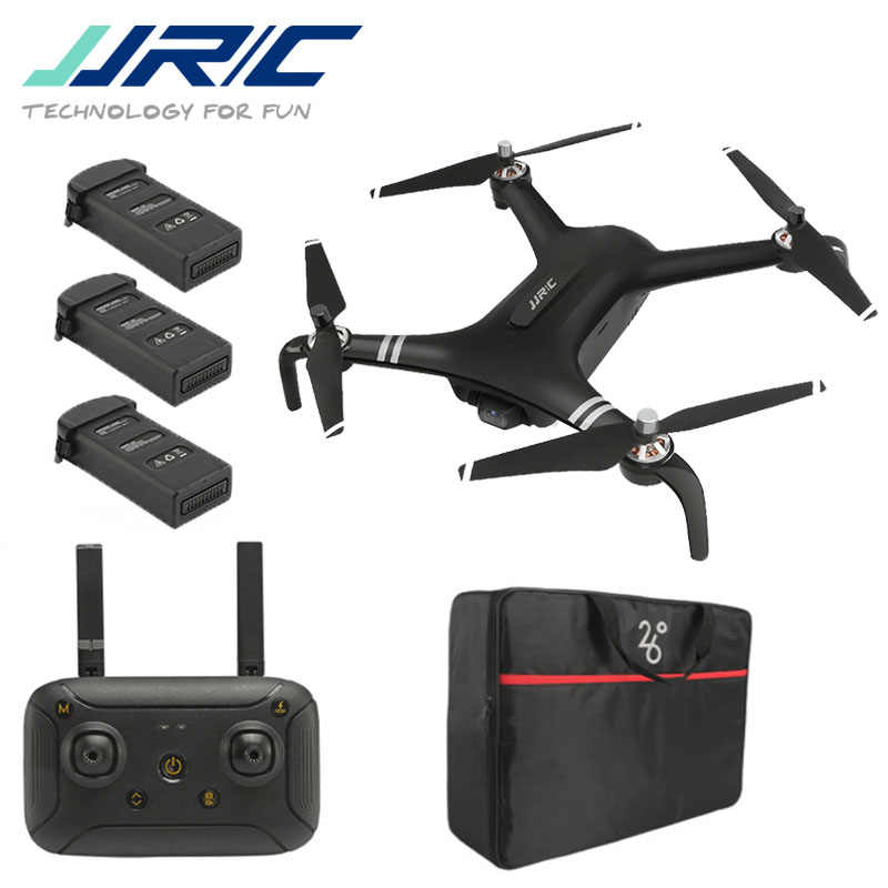 JJRC X7P SMART 5G WIFI 1KM FPV RC Drone Quadcopter Multicopter RTF Model Toys w/ 4K Camera Two-axis Gimbal Brushless Motor