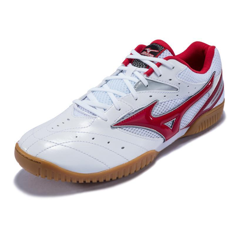 Оригинальная обувь Mizuno Cross Match Plio Cn для настольного тенниса для мужчин и женщин; обувь для тренировок в помещении; амортизирующая национальная команда; кроссовки - Цвет: 81GA153662