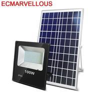 Holofote De Spot Schijnwerper Luz Luminaire Bouwlamp Exterieur Solar Reflector Flood Light Outdoor Foco LED Exterior Floodlight