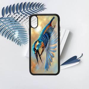 Image 3 - kingfisher Phone Case TPU For iPhone X XR XS 11 12 mini Pro MAX 6 6S 7 8 Plus SE 2020