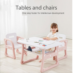 K-STAR Kids Table And Chairs Set 2 Color Toddler Activity Chair Best For Toddlers Lego Reading Drawing Home Use Drop Shipping