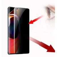 Anti Spy Hydrogel Film Voor Oneplus 8 Pro Privacy Screen Protector Op Voor Oneplus 8 Pro 8Pro Anti Glare Film voor Een Plus 8 Pro