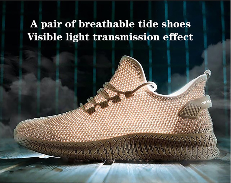 H1f313207115d45cfa4d82faf98570b23y - Men Sneakers Black Mesh Breathable Running Sport Shoes Male Lace Up Non-slip Men Low Athletic Sneakers Casual Men Shoes