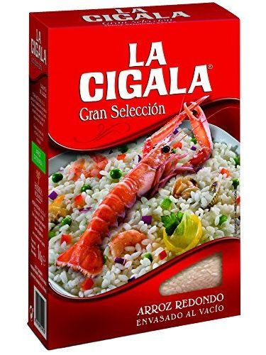 Reis / Arroz La Cigala - 1 Kg
