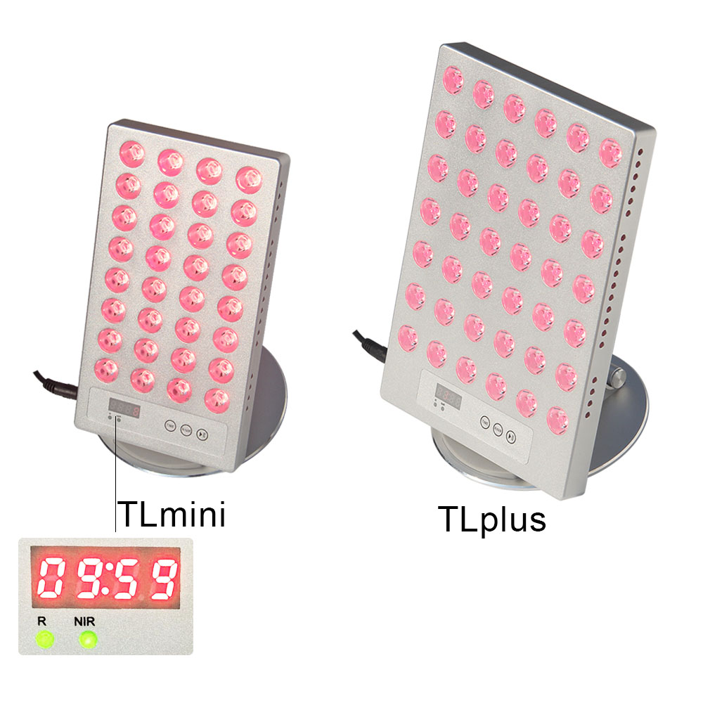TLmimi/plus 630nm 600W 660nm 850nm Red Near Infrared Lamp LED Therapy Lights For Skin/face/acne Treatment Panel For Arthritis