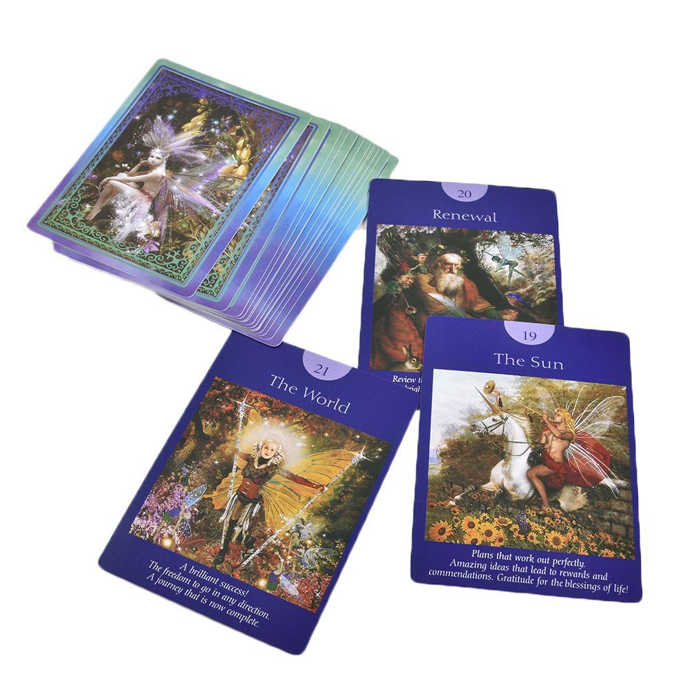 Tarot Cards78 Ancient Tarot Cards 78 Cards Exquisite Board Games Cards Fairy Tarot Tarot Card Games Tarot Cards Reading Destiny