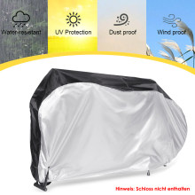 Waterproof MTB Bike Protector Cover With Lock Hole Outdoor Rain Snow Dustproof Road Bicycle Cover For Motorcycle Electric Bike