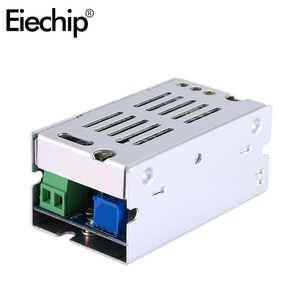 200W DC DC Adjustable Step UP Boost Converter Power Supply DC-DC 6-35V to 6-55V 10A Step-up Boost Voltage Charger Power+Shell(China)