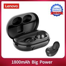 Dropshipping Lenovo S1 TWS หูฟังไร้สายบลูทูธกันน้ำ IPX5 True ไร้สายสเตอริโอกีฬาชุดหูฟังพร้อมไมโครโฟน