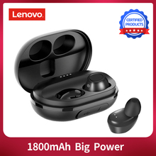 Dropshipping Lenovo S1 TWS Wireless Bluetooth Earphone Waterproof IPX5 True Wireless Stereo Music Sports Headset with Microphone
