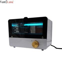 Новый Электрический УФ-стерилизатор инструмент для дизайна ногтей стерилизатор для ногтей коробка Профессиональная Красота для волос для ...