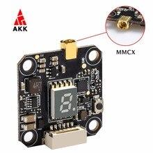 AKK FX3/FX3 Ultimate 5.8GHz Mini VTX desteği OSD yapılandırma ile Betaflight