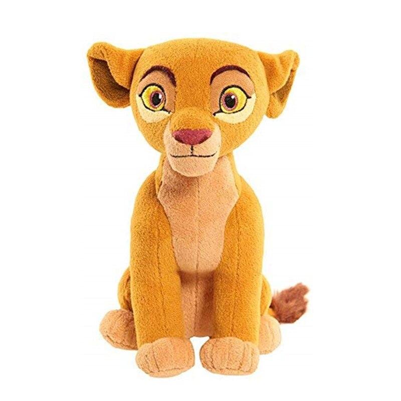 The Lion King 2 Simba's Daughter Kiara Plush Toy Small Stuffed Animals 16cm Boys Girls Kids Toys for Children Gifts