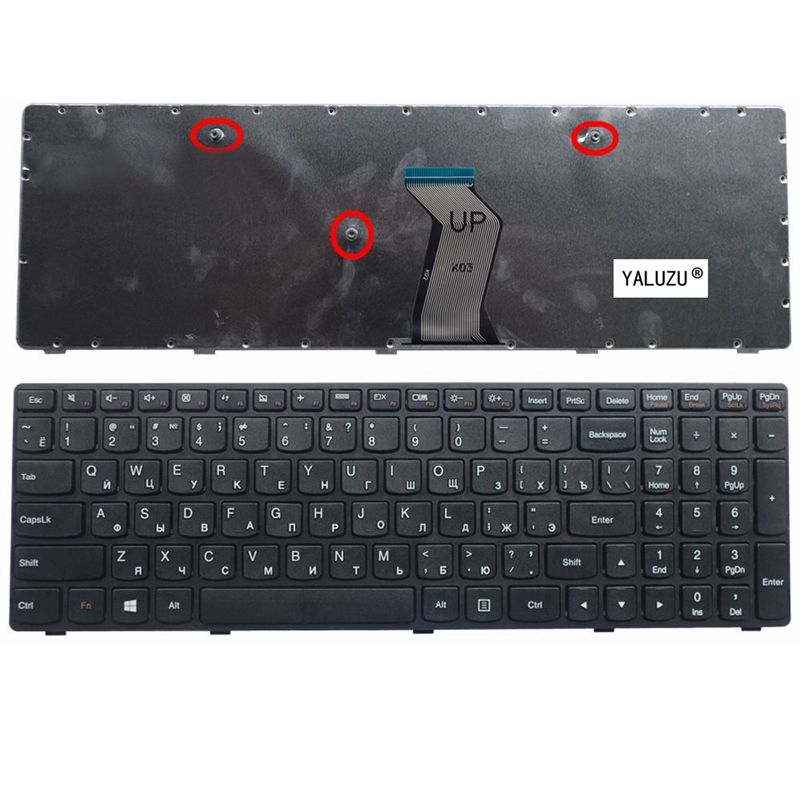 New US Keyboard for Lenovo G500 G505 G500A G505A G510 G700 G700A G710 G710A G500AM G700AT Laptop Replacement Keyboard