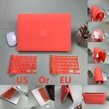 Matte Translucent Case For MacBook 2020 Pro 13 M1 A2251 A2289 2338 2020 Air 13 A2179 A2337 A1466 Retina 15.4 A1398 Pro 16 A2141