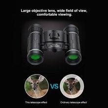 100x22 профессиональный HD бинокль 30000 м телефона высокого увеличительный бинокль BAK4 микро Ночное Видение телескоп для кемпинга