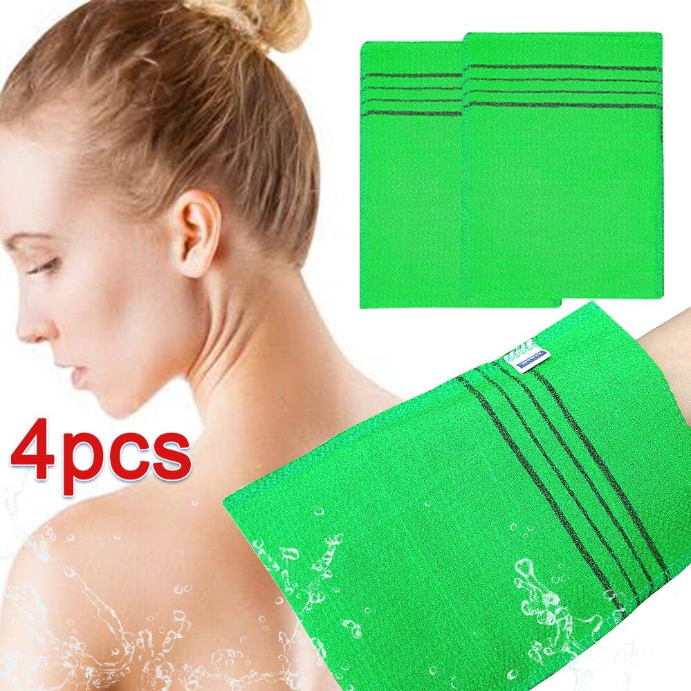 1 Piece Korean Exfoliating Body-Scrub Towel Bath Italy Towel Massage Skin Care