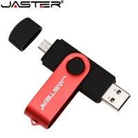 JASTER عالية السرعة محرك فلاش USB OTG القلم محرك 128gb 64gb Usb عصا 32gb 256gb بندريف فلاش القرص للهواتف الذكية أندرويد/الكمبيوتر-في محركات أقراص USB المحمولة من الكمبيوتر والمكتب على