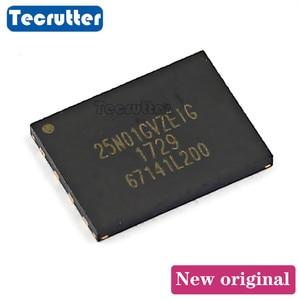 Image 3 - 5 adet W25N01GVZEIG WSON8 8x6 1Gbit 25N01GVZEIG SPI NAND FLASH