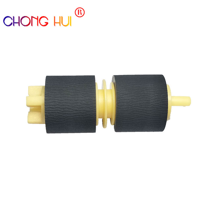 3Pcs/5Pcs Printer Parts for 7550 6500 3300 3370 <font><b>5570</b></font> 5575 3360 655Pick Up Roller Paper Feeding Wheel 6550 Printer Parts image