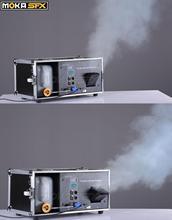 工場販売直接プロ朝ヘイズ機械ステージフォグマシンdmxスモークマシン効果hazer機、高速予熱 30 秒