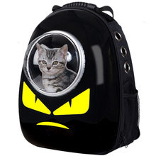 Top Quality Space Capsule Astronaut Bubble Transport Dog Travel Windproof Breathable Carrying Pet Backpack Bag Cat Carrier