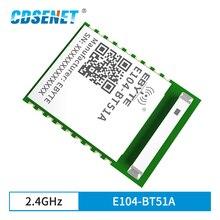 Bluetooth-Module Pcb-Antenna Range CC2640R2L UART E104-BT51A 5dbm BLE5.0