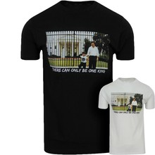 Shirtbanc Pablo Escobar Shirt There Can Only Be One King Tee Latest New Style Tee Shirt