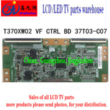 100% tested good working high quality for original 98% new t315xw02 v6 ctrl bd 06a10 1c 06a10 1b logic board 2pcs lot Original Samsung LA37B450C4H logic board T370XW02 VF CTRL BD 37T03-C07