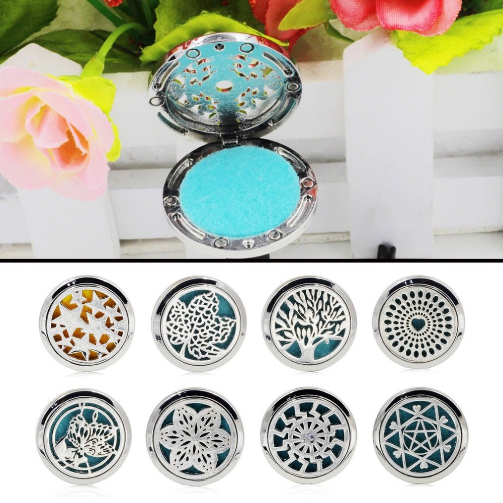 Aromatherapy Universal Aroma Vent Air Freshener Car Holder Luxury Fragrance Car Holder Antiperspirant