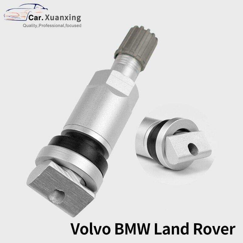 TPMS-11 вентиля покрышек легковых для новых Land Rover Ford Volvo Honda BMW hyundai Зондские Dodge Kia K5 Wins Jaguar Алюминий шин клапаны датчиков