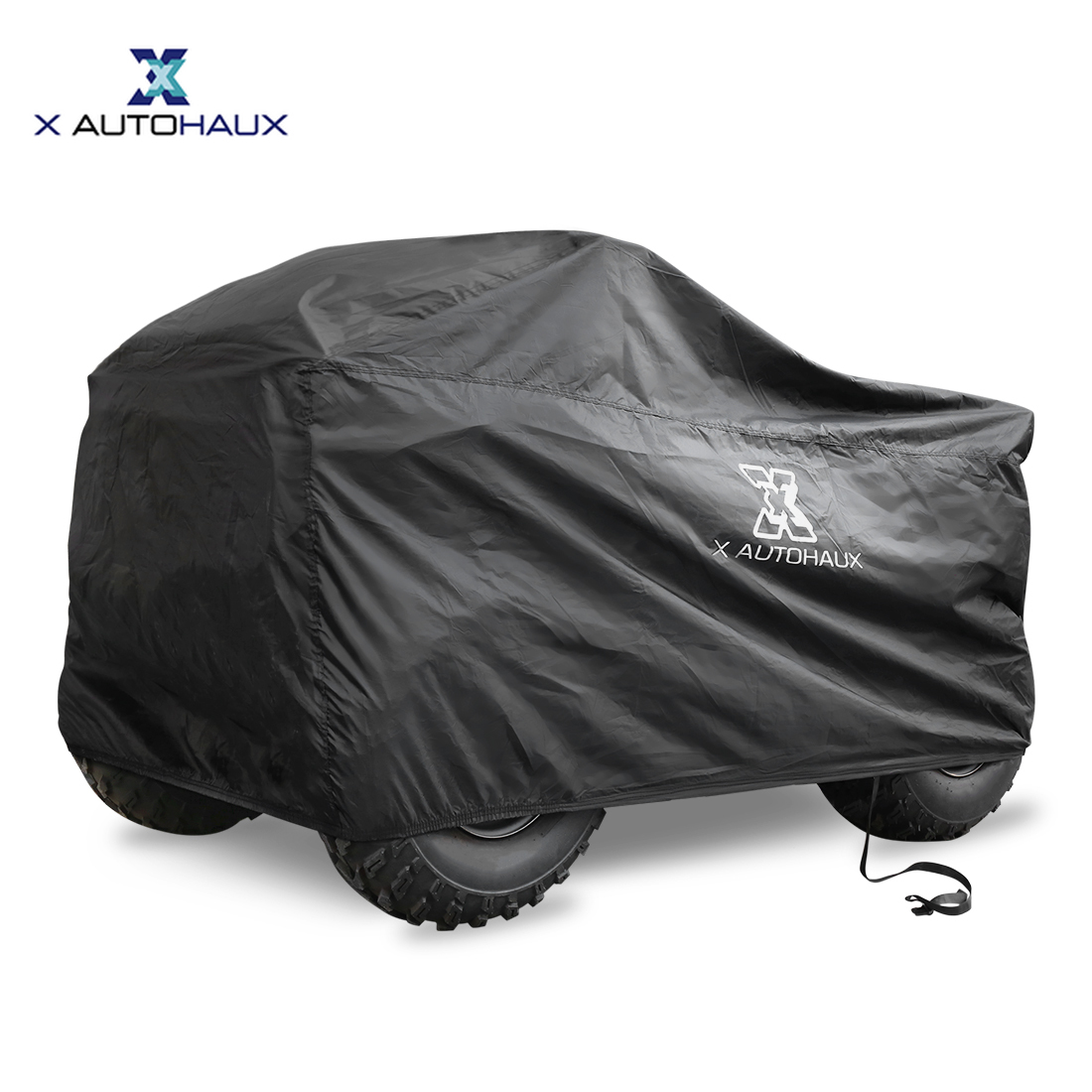 X AUTOHAUX 5 Sizes Quad ATV Cover Cover Waterproof Dust Snow Anti-UV Protector Universal Motorcycle Vehicle Scooter Covers
