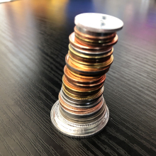 30/60/100 monedas aleatorias de diferentes países, moneda Real original y genuino, coleccionables del país mundial