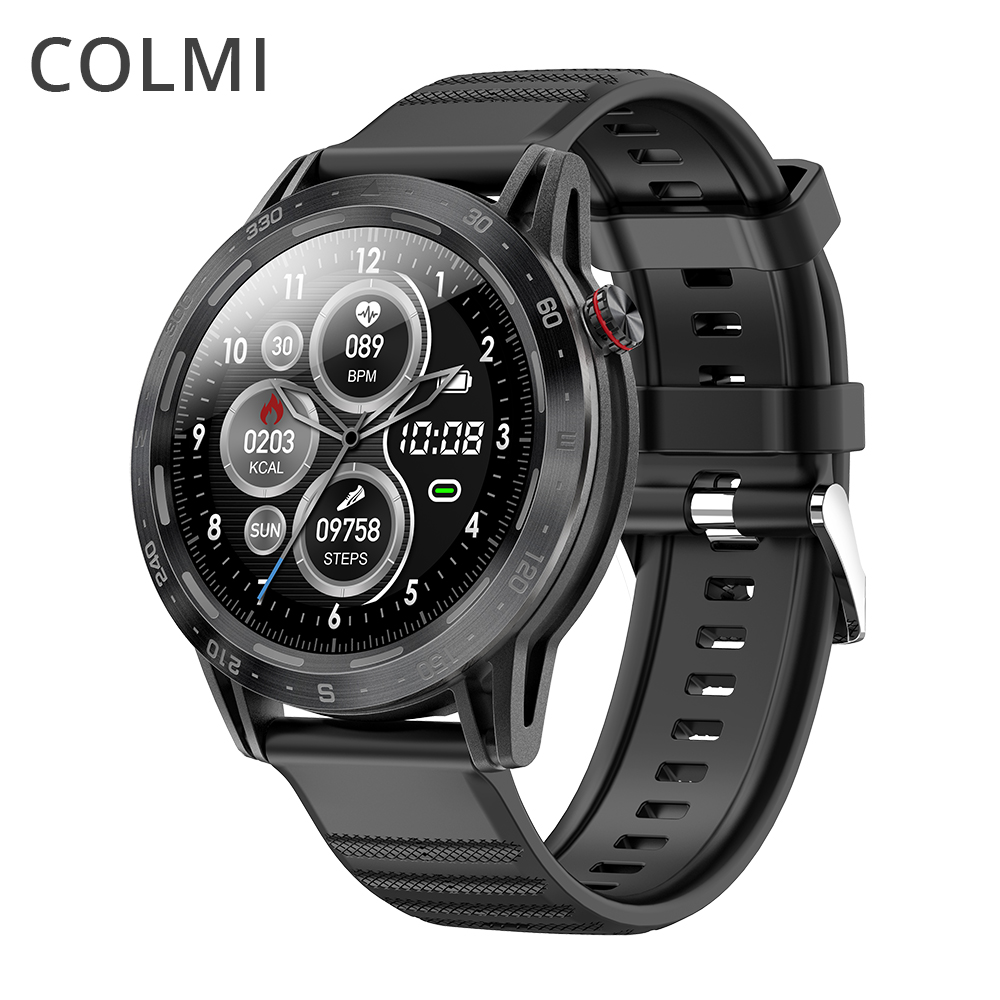COLMI SKY 7 Pro Smart Watch New Blood Oxygen Sensor 3ATM Waterproof Full Touch Fitness Tracker Smartwatch|Smart Watches| - AliExpress