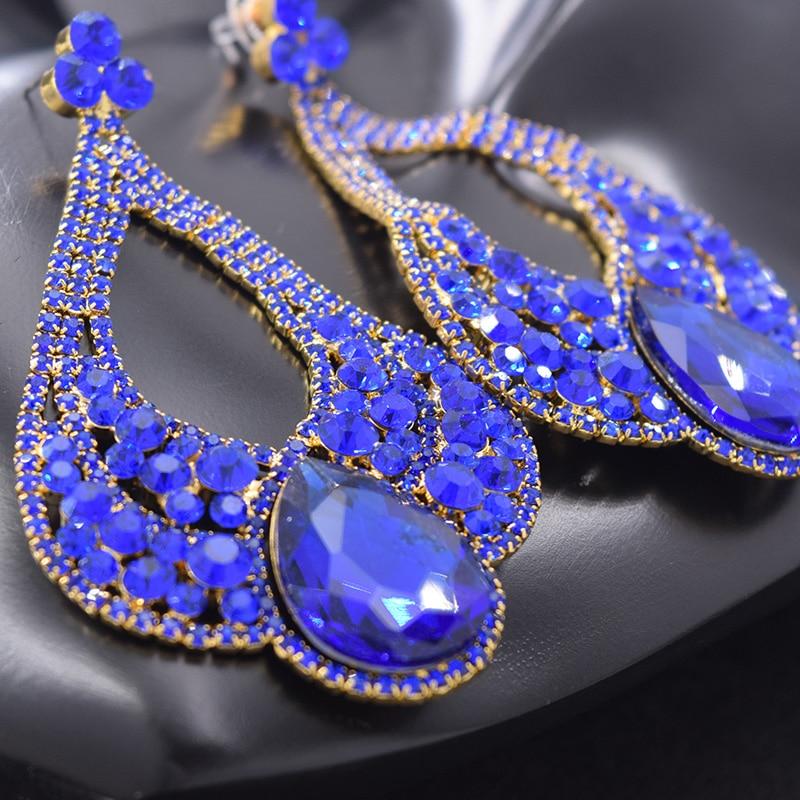 Big size long earring for women (1)