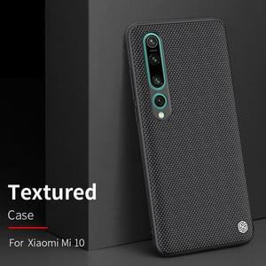 Image 1 - case for xiaomi mi 9 /mi9 Explore xiaomi mi 10 mi10 Pro cover case NILLKIN Textured Nylon fiber case back cover durable non slip