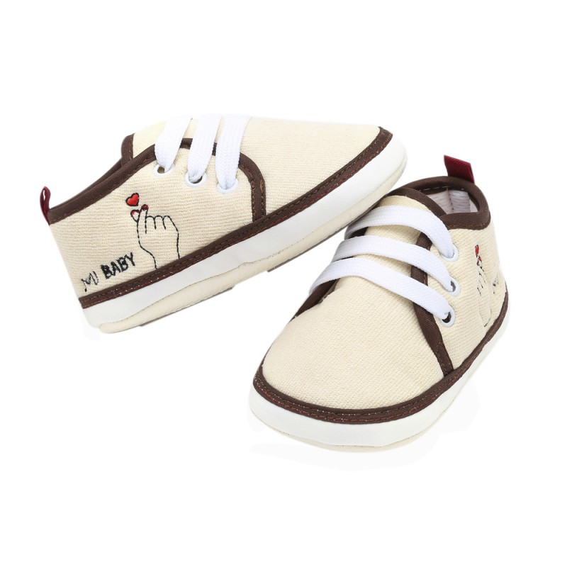 Christmas Infant Baby Boy Girl Elk Cartoon Soft Bottom Shoes First Walkers Casual Walking Crib Lovely Shoes 0-24M Newborn Gifts