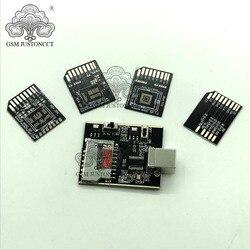 Wunder eMMC adapter + Hardware 1,0 universal Bga 221,153,254 platte