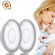 2 PCS/Pack Breast Correcting Shell Nursing Cup Milk Saver Protect Sore Nipples For Breastfeeding Collect Breastmilk For Nursing(China)