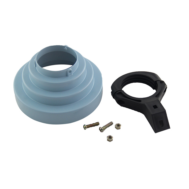 Conical Scaler Ring And LNB Bracket C To Ku Band Kit FTA C Band High Efficiency Feedhorn