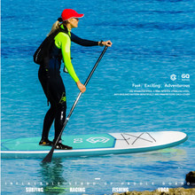 9.5'ft inflating paddle board Sup board Stand-up paddle board Surfboard Long Board Stand up Dropshipping With bag gonflatable