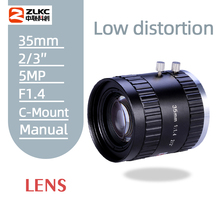 Camera Lens 35mm C-Mount 2/3