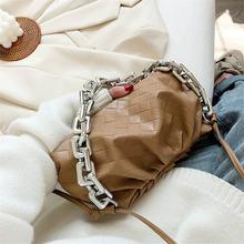 Toyoosky толстая цепочка маленькая искусственная кожа ручная