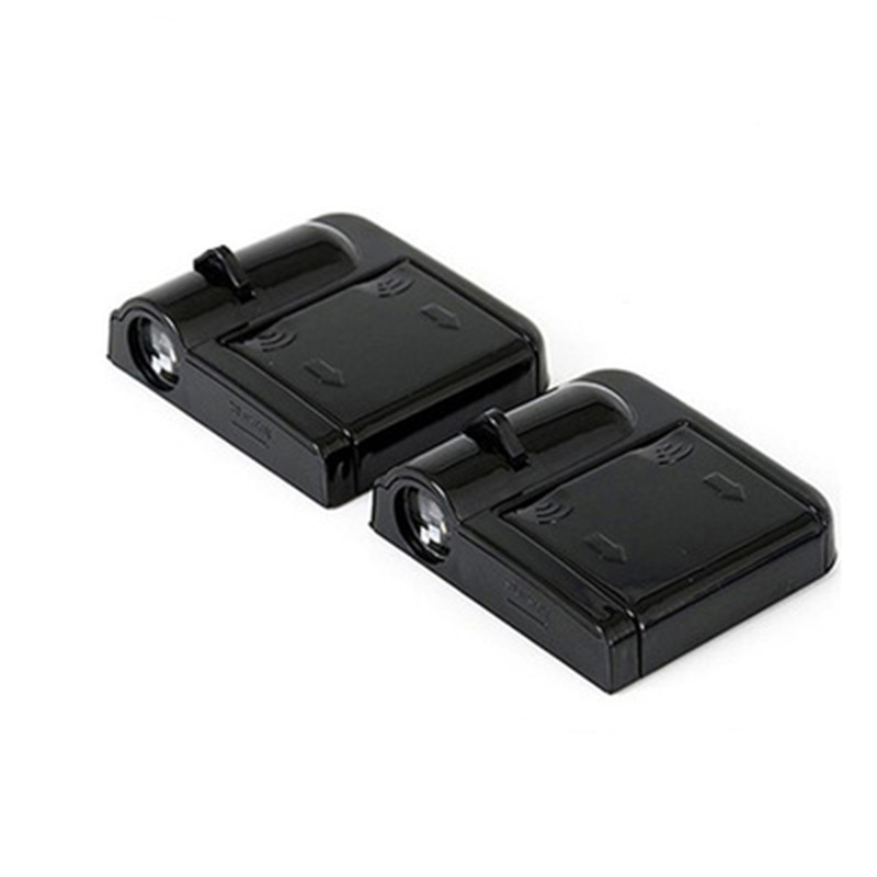 2PCS <font><b>LED</b></font> Car Door Laser Projector Warning Logo Light For Mazda6 cx-5 cx5 323 2 3 8 626 <font><b>cx7</b></font> cx-7 mx5 cx3 rx8 Automobile modeling image