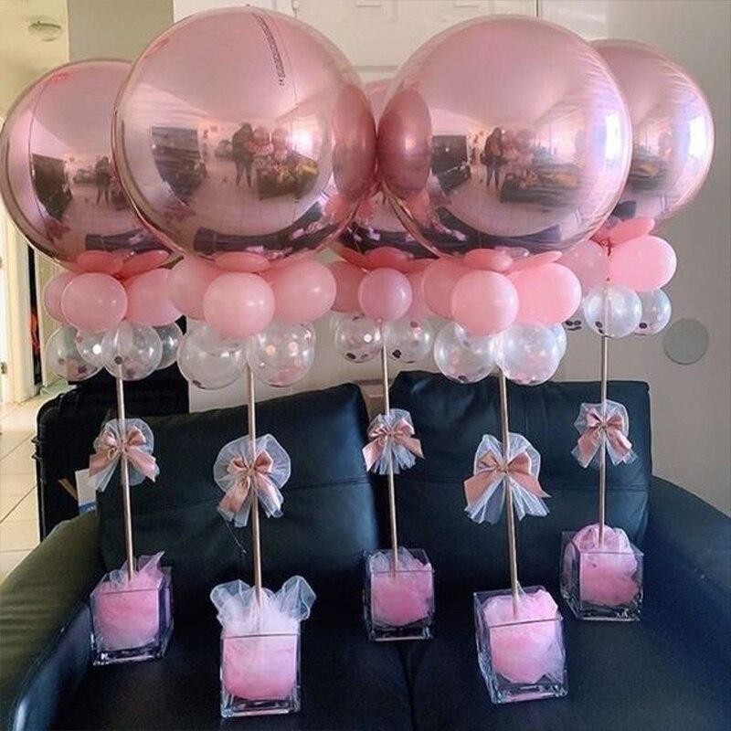 Soporte para globos de 35/70/130cm, decoración para bodas, decoraciones para fiesta de cumpleaños, arco de globo para niños, suministros para fiestas|Globos y accesorios|   - AliExpress