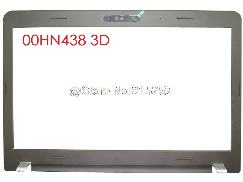 Laptop LCD Front Bezel For <font><b>Lenovo</b></font> For <font><b>Thinkpad</b></font> <font><b>E550</b></font> E550C E555 00HN437 00HN438 AP0TS000H00 NO Touch Screen Frame New Original image