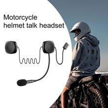 T2 Wireless Handsfree Stereo Earphone Motorcycle Headset Helmet Movement Helmet Headset Automatically Answer Calls