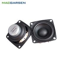 2 stücke 2 zoll Vollständige Palette Tragbare Lautsprecher Sound Bar 4 ohm 8 ohm 15W Outdoor Lautsprecher DIY HiFi boombox Heimkino 5,1 Lautsprecher