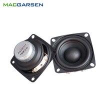 2 sztuk 2 cal Full Range przenośny głośnik Sound Bar 4 ohm 8 ohm 15W zewnętrzne głośniki DIY HiFi Boombox kina domowego 5.1 głośnik